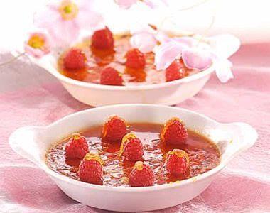 Gratin aux fruits rouges - Gratin de fruits rouges ...